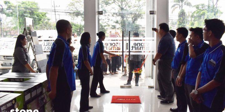 Soft Opening Stonemart Surabaya